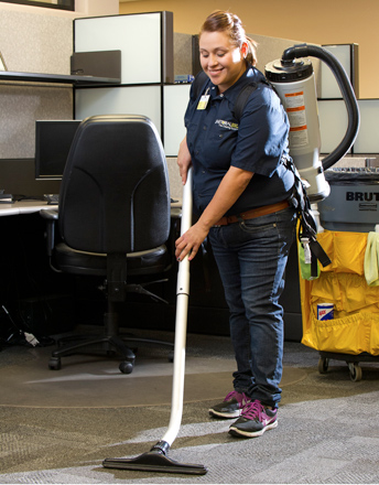Janitorial Services for Commercial Buildings