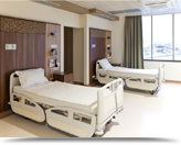 Janitorial services for medical facilities