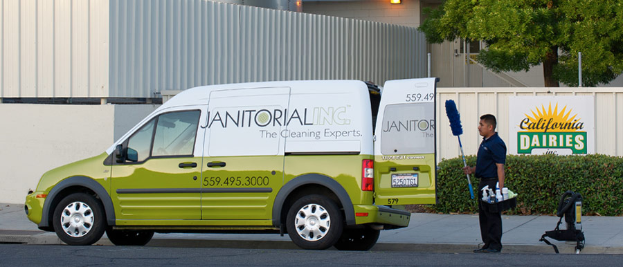Janitorial Services in Fresno, CA